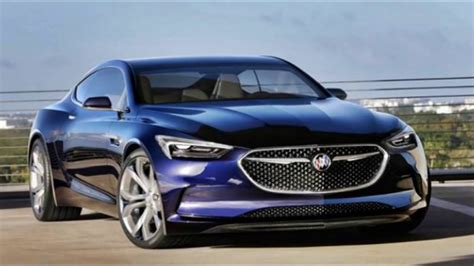 All-New 2018 Buick Grand National GNX - YouTube
