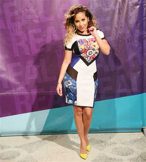 The Toe Cleavage Blog: Singer/Actresses - Adrienne Bailon