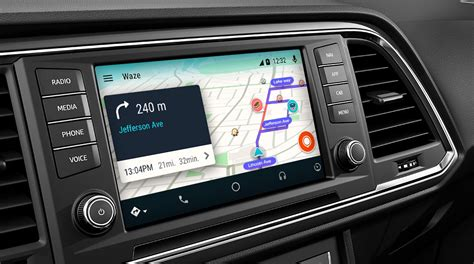 Waze finally arrives on Android Auto, in-car GPS app