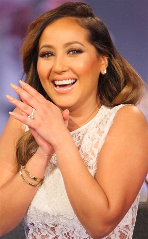 Adrienne Bailon Reveals She's Engaged to Longtime