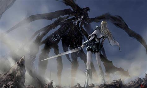 Claymore HD Wallpaper | Background Image | 2000x1200 | ID