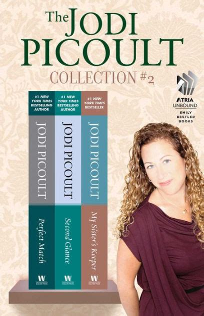 The Jodi Picoult Collection #2: Perfect Match, Second