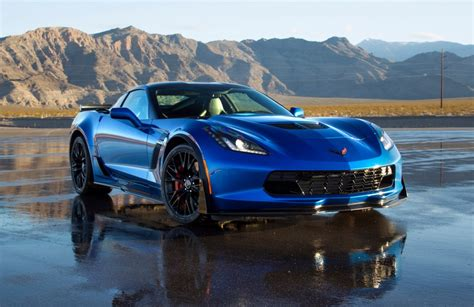Forty Percent Of C7 Corvettes Are Z06   GM Authority