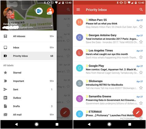 Master Gmail for Android with these tips and tricks | Greenbot