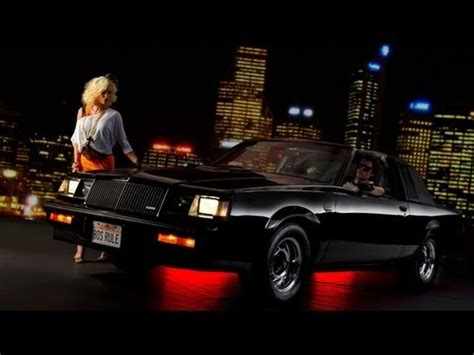 1987 Buick Regal Grand National Photo Shoot   Behind the