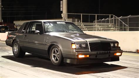 Boost Films SFL - Buick T-Type goes 8