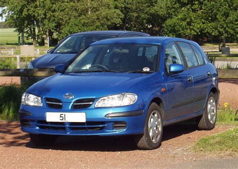 2001 Nissan Almera ii (n16) – pictures, information and