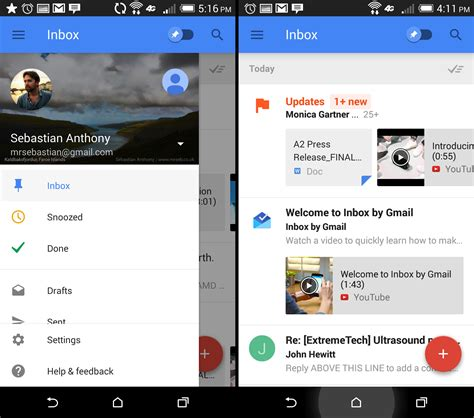 Gmail Inbox: Hands on with Google's latest attempt to fix
