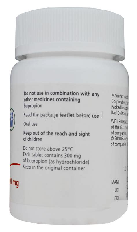Generic Version of Wellbutrin Pulled from the Market