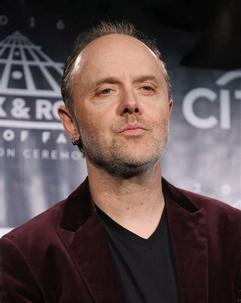 Lars Ulrich Was Almost The Frontman For Metallica - Maxim