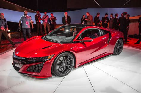 2018 Acura NSX Price and Concept - NoorCars