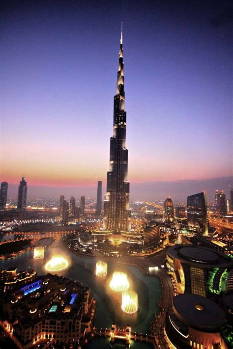 Head In The Clouds: The 15 Tallest Buildings In The World