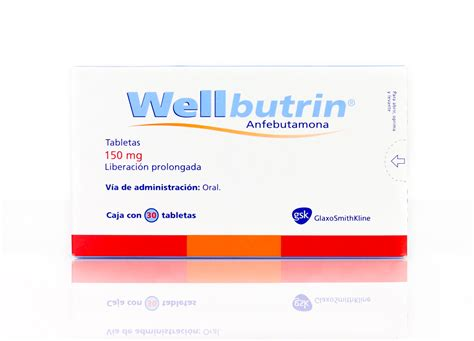 WELLBUTRIN XL 150mg with 30 tabs - Drugstore Mexico