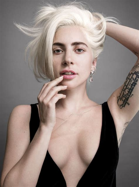 Lady Gaga is Gorgeous on the Cover of Vogue Magazine's