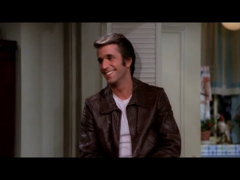 Arthur Fonzarelli from Happy Days   CharacTour