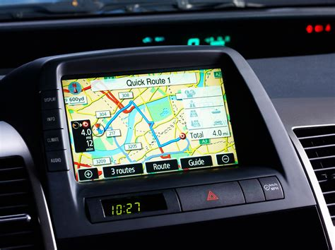 GPS for Driving, Hiking, Sports, and Boating